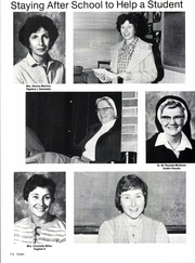 Page 118, 1981 Edition, Mount St Mary Academy - Mercian Yearbook (Little Rock, AR) online yearbook collection