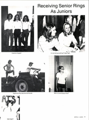 Page 73, 1981 Edition, Mount St Mary Academy - Mercian Yearbook (Little Rock, AR) online yearbook collection