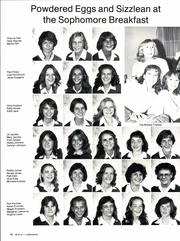 Page 80, 1981 Edition, Mount St Mary Academy - Mercian Yearbook (Little Rock, AR) online yearbook collection