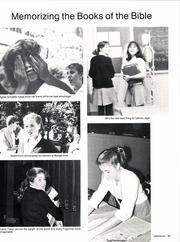 Page 85, 1981 Edition, Mount St Mary Academy - Mercian Yearbook (Little Rock, AR) online yearbook collection