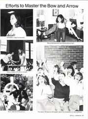 Page 87, 1981 Edition, Mount St Mary Academy - Mercian Yearbook (Little Rock, AR) online yearbook collection
