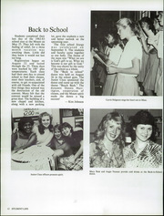 Page 16, 1984 Edition, Mount St Mary Academy - Mercian Yearbook (Little Rock, AR) online yearbook collection