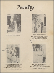 Page 11, 1947 Edition, Ozark High School - Hillbilly Yearbook (Ozark, AR) online yearbook collection