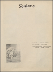 Page 13, 1947 Edition, Ozark High School - Hillbilly Yearbook (Ozark, AR) online yearbook collection