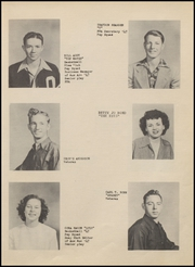 Page 15, 1947 Edition, Ozark High School - Hillbilly Yearbook (Ozark, AR) online yearbook collection