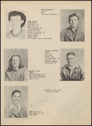 Page 17, 1947 Edition, Ozark High School - Hillbilly Yearbook (Ozark, AR) online yearbook collection