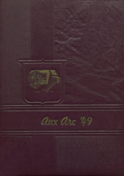 1949 Edition, Ozark High School - Hillbilly Yearbook (Ozark, AR)