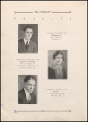 Page 12, 1925 Edition, McGehee High School - Owl Yearbook (McGehee, AR) online yearbook collection