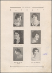Page 13, 1925 Edition, McGehee High School - Owl Yearbook (McGehee, AR) online yearbook collection