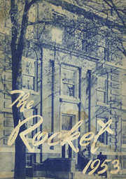 1953 Edition, Catholic Boys High School - Rocket Yearbook (Little Rock, AR)