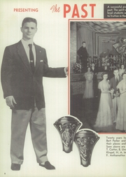Page 10, 1955 Edition, Catholic Boys High School - Rocket Yearbook (Little Rock, AR) online yearbook collection