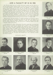 Page 16, 1955 Edition, Catholic Boys High School - Rocket Yearbook (Little Rock, AR) online yearbook collection