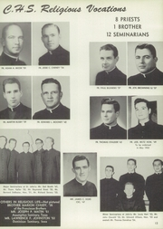 Page 17, 1955 Edition, Catholic Boys High School - Rocket Yearbook (Little Rock, AR) online yearbook collection