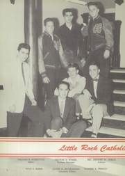 Page 6, 1955 Edition, Catholic Boys High School - Rocket Yearbook (Little Rock, AR) online yearbook collection