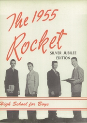 Page 7, 1955 Edition, Catholic Boys High School - Rocket Yearbook (Little Rock, AR) online yearbook collection