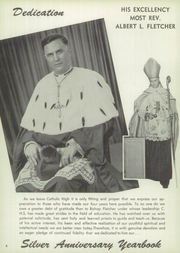 Page 8, 1955 Edition, Catholic Boys High School - Rocket Yearbook (Little Rock, AR) online yearbook collection
