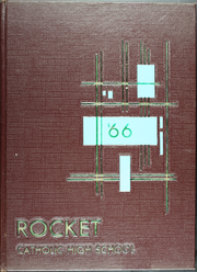 1966 Edition, Catholic Boys High School - Rocket Yearbook (Little Rock, AR)