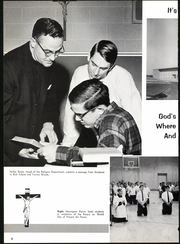 Page 10, 1967 Edition, Catholic Boys High School - Rocket Yearbook (Little Rock, AR) online yearbook collection