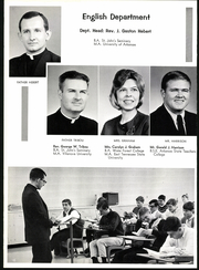 Page 14, 1967 Edition, Catholic Boys High School - Rocket Yearbook (Little Rock, AR) online yearbook collection
