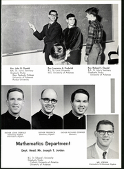 Page 15, 1967 Edition, Catholic Boys High School - Rocket Yearbook (Little Rock, AR) online yearbook collection
