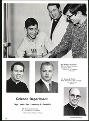 Page 16, 1967 Edition, Catholic Boys High School - Rocket Yearbook (Little Rock, AR) online yearbook collection
