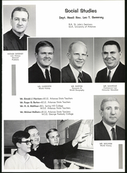 Page 17, 1967 Edition, Catholic Boys High School - Rocket Yearbook (Little Rock, AR) online yearbook collection