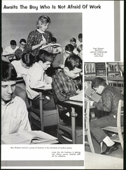 Page 9, 1967 Edition, Catholic Boys High School - Rocket Yearbook (Little Rock, AR) online yearbook collection