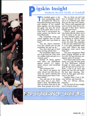 Page 11, 1987 Edition, Catholic Boys High School - Rocket Yearbook (Little Rock, AR) online yearbook collection