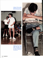 Page 6, 1987 Edition, Catholic Boys High School - Rocket Yearbook (Little Rock, AR) online yearbook collection