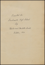 Page 3, 1930 Edition, Dardanelle High School - Sand Lizard Yearbook (Dardanelle, AR) online yearbook collection