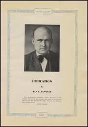Page 7, 1930 Edition, Dardanelle High School - Sand Lizard Yearbook (Dardanelle, AR) online yearbook collection