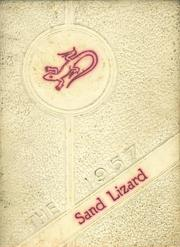 Page 1, 1957 Edition, Dardanelle High School - Sand Lizard Yearbook (Dardanelle, AR) online yearbook collection