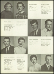 Page 12, 1957 Edition, Dardanelle High School - Sand Lizard Yearbook (Dardanelle, AR) online yearbook collection