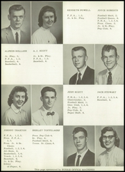 Page 14, 1957 Edition, Dardanelle High School - Sand Lizard Yearbook (Dardanelle, AR) online yearbook collection