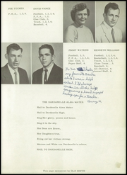 Page 15, 1957 Edition, Dardanelle High School - Sand Lizard Yearbook (Dardanelle, AR) online yearbook collection