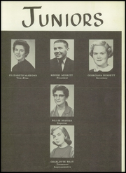 Page 17, 1957 Edition, Dardanelle High School - Sand Lizard Yearbook (Dardanelle, AR) online yearbook collection