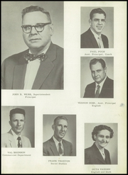 Page 7, 1957 Edition, Dardanelle High School - Sand Lizard Yearbook (Dardanelle, AR) online yearbook collection