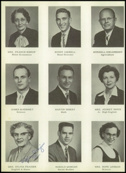Page 8, 1957 Edition, Dardanelle High School - Sand Lizard Yearbook (Dardanelle, AR) online yearbook collection