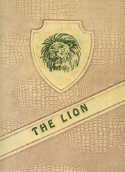 1948 Edition, Hamburg High School - Lion Yearbook (Hamburg, AR)