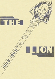 1949 Edition, Hamburg High School - Lion Yearbook (Hamburg, AR)