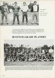 Page 114, 1975 Edition, Hamburg High School - Lion Yearbook (Hamburg, AR) online yearbook collection