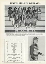 Page 116, 1975 Edition, Hamburg High School - Lion Yearbook (Hamburg, AR) online yearbook collection