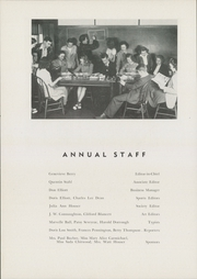 Page 10, 1947 Edition, Paris High School - Eagle Yearbook (Paris, AR) online yearbook collection