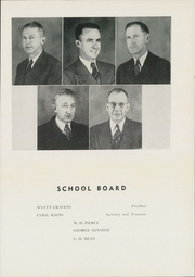Page 11, 1947 Edition, Paris High School - Eagle Yearbook (Paris, AR) online yearbook collection