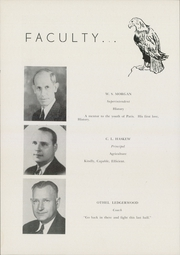 Page 12, 1947 Edition, Paris High School - Eagle Yearbook (Paris, AR) online yearbook collection