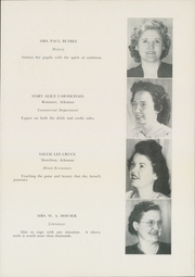 Page 13, 1947 Edition, Paris High School - Eagle Yearbook (Paris, AR) online yearbook collection