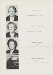 Page 14, 1947 Edition, Paris High School - Eagle Yearbook (Paris, AR) online yearbook collection