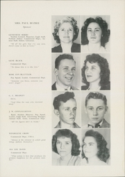 Page 17, 1947 Edition, Paris High School - Eagle Yearbook (Paris, AR) online yearbook collection