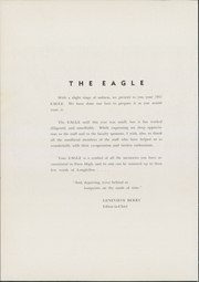 Page 6, 1947 Edition, Paris High School - Eagle Yearbook (Paris, AR) online yearbook collection
