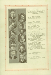 Page 10, 1929 Edition, Elsinore Union High School - El Lago Yearbook (Wildomar, CA) online yearbook collection